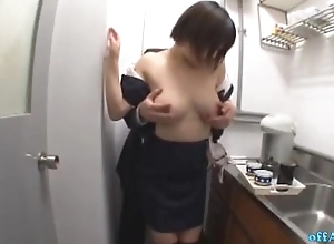 The man Rendezvous Lady Getting Her Tits Rubbed Hairy Pussy Fingered While Standing In
