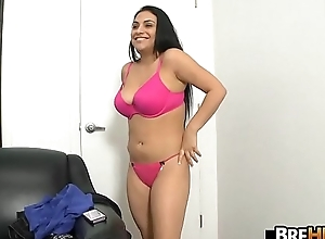 Latina beauty Rikki Nyx prankish porn ever.3
