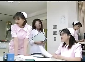 Nurse gets fucked apart from patient