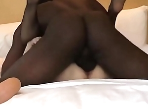 Swanky Asian wife fucks sirbao plus his helpmeet