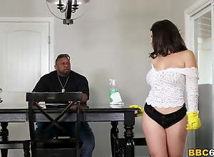 Big Botheration Lasirena69 Takes 2 Big Black Cocks
