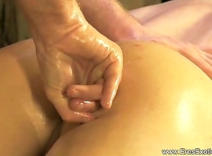 Put forth and Sensual Anal Rub down For Careless Lovers
