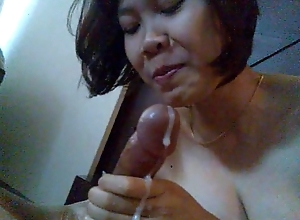 Indonesian Teen oral