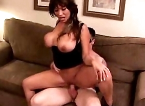 Ava Gets  Her Pussy Coupled with Ass Pounded